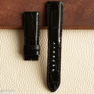 alligator deployant watch strap