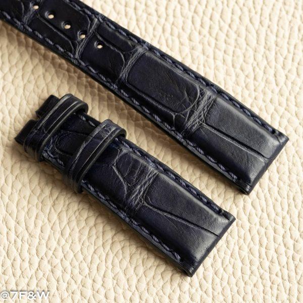 luxury deployant watch strap