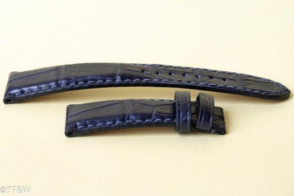 luxury deployment watch strap