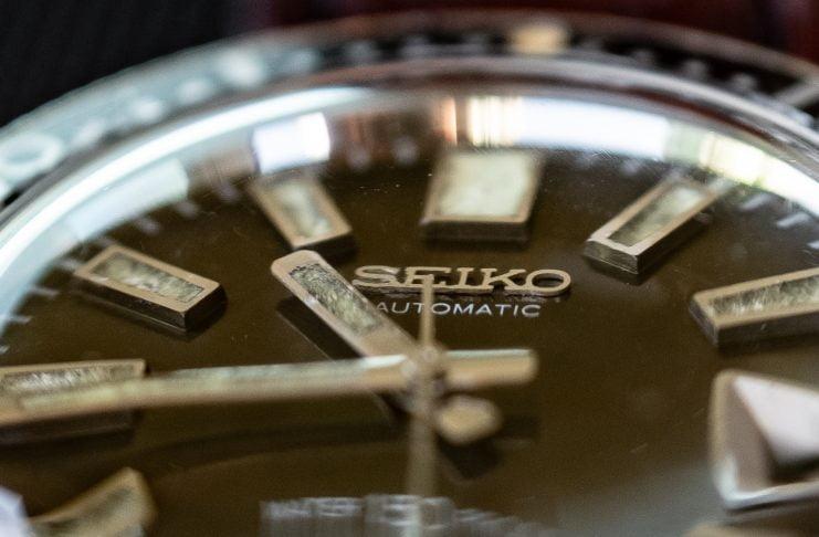 Seiko 62MAS detail