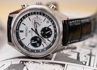 seiko automatic chronograph