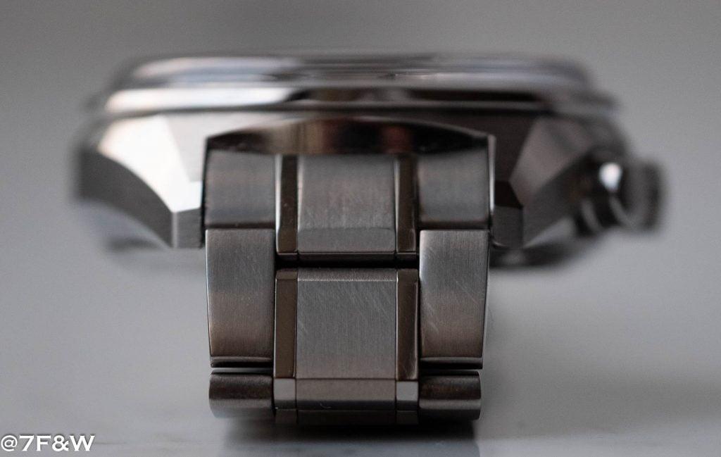 Seiko automatic chronograph bracelet