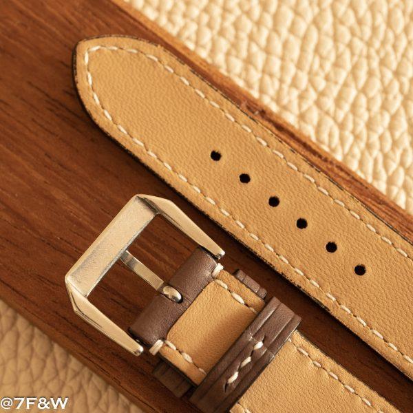 brown watch strap