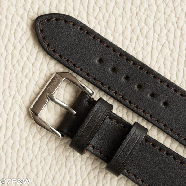 ebony watch strap