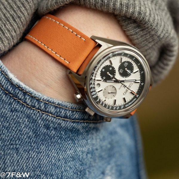 orange watch strap 4